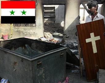 """Arzobispo maronita: """"En Damasco, la gente huye, reza y espera, mirando a los mártires"""""""