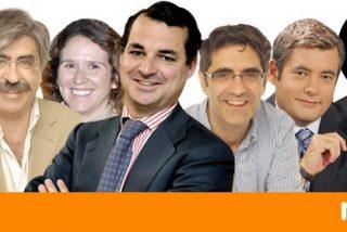 Los nuevos 'mandamases' de RTVE: quién es quién del núcleo duro de González-Echenique