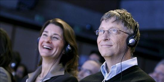 Bill Gates y Melinda, entre el catolicismo y el porno