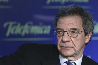 Telefónica cancela su dividendo y la recompra de títulos de 2012