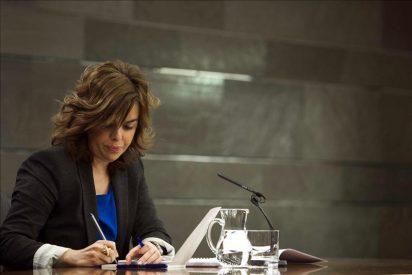 Soraya Sáez de Santamaría será la interlocutora entre el Gobierno y la Iglesia