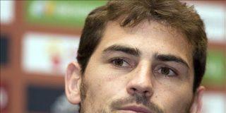 """Iker Casillas: """"Queremos ganar Liga, Champions, Supercopa y Copa"""""""