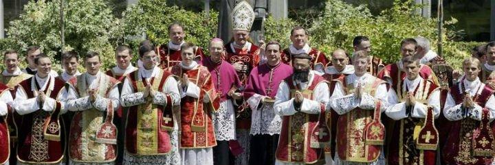 """Los lefebvrianos anunciarán mañana que dicen """"no"""" a Roma"""