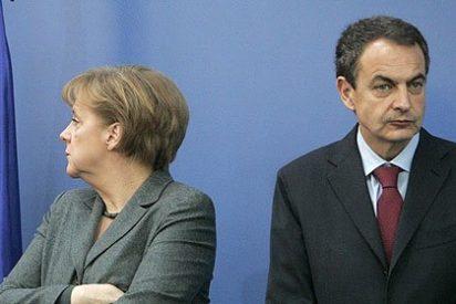 Cuando Merkel se cansó del chiquilicuatre del talante prefabricado