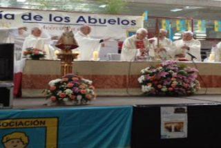 'Mensajeros de la Paz' celebra en Pinto el 'Día de los Abuelos'
