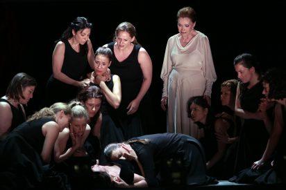 Lorca Superstar, un buen musical en el templo de la ópera