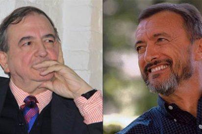 "Iñaki Anasagasti a Pérez-Reverte: ""Se nota a la legua que eres un fascista y que no te interesa la democracia"""