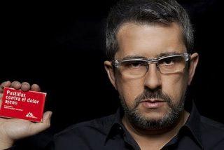 Buenafuente sale en defensa de los enchufados del Canal 9 y de TV3
