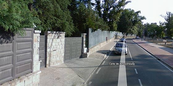 Mataron a golpes a la mujer del notario durante el España-Italia