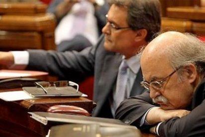 Los nacionalistas de CiU piden ayuda a los expoliadores españoles