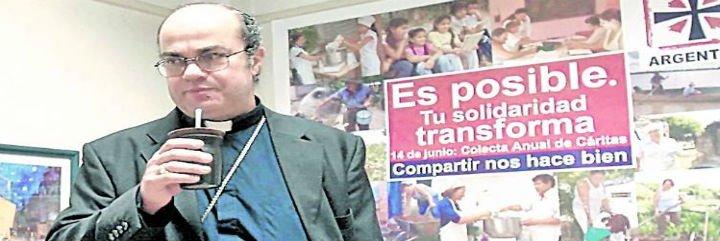 """Hermano del obispo Bargalló: """"Las fotos se hicieron públicas por intereses mafiosos"""""""