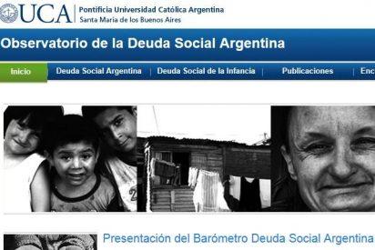 Aumenta la confianza de los argentinos en la Iglesia católica