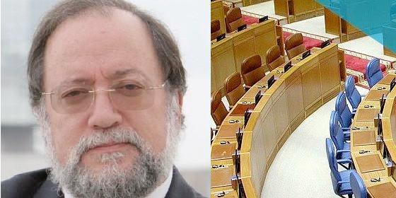 """Xosé Luis Barreiro (La Voz de Galicia) defiende un Parlamento con 75 """"aprietabotones"""""""