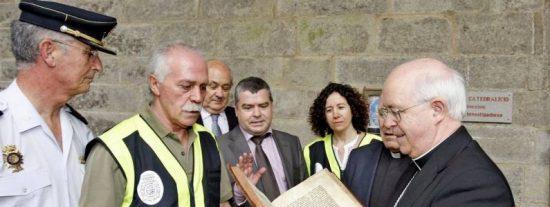 """El Cabildo de Santiago celebra que el Códice haya reaparecido """"en perfecto estado"""""""
