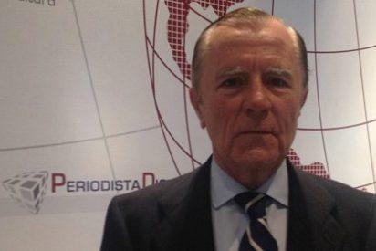 """Ignacio Camuñas: """"La derecha permite menos debate interno en los partidos que la izquierda"""""""