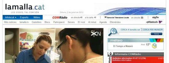 Cierra 'La Malla', digital pionero en Cataluña en la red desde 1999