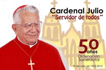 ¡Felicidades, cardenal Julio Terrazas, servidor de todos!