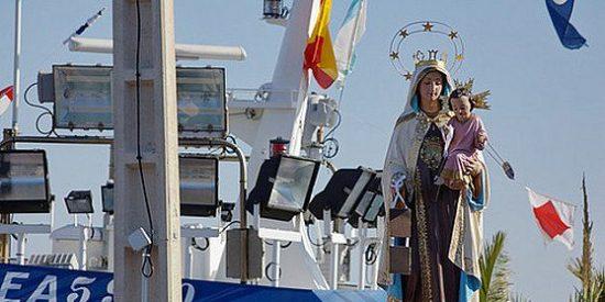 La Virgen de los marineros