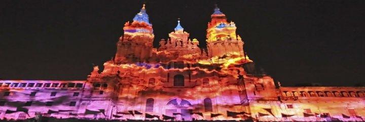 40 cámaras de seguridad, 24 horas, y ocho personas para la Catedral de Santiago