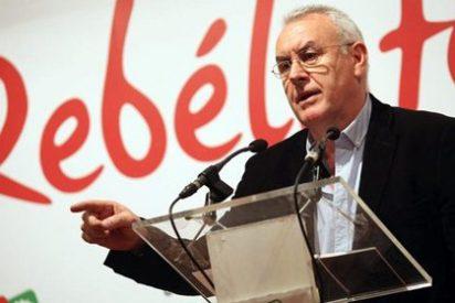 Cayo Lara vuelve a pedir a Rajoy que recorte al Rey y a la Iglesia
