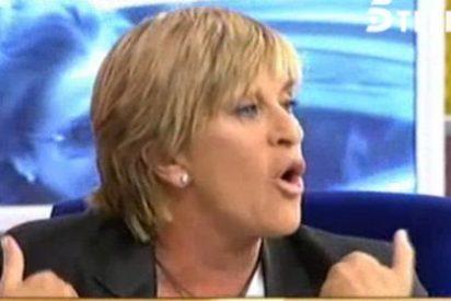 """Jorge Javier Vázquez sin frenos a por Chelo García Cortés: """"No me toques las narices, asume que has metido la pata de una puta vez"""""""