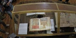 Un electricista, posible autor del robo del Códice Calixtino