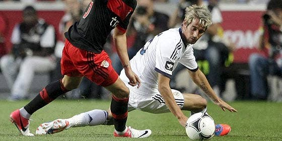 El Real Madrid encaja una 'manita' ante el Benfica