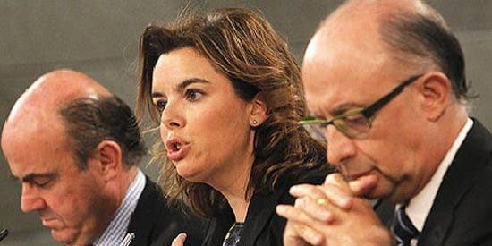 Soraya Sáenz de Santamaría promete la reforma absoluta de la Administración