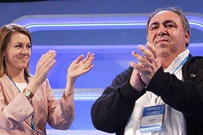 El PSOE quiere 'empapelar' a Vicente Tirado, el brazo derecho de Cospedal