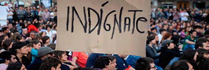 La matriz de la crisis: Una política internacional dominadora