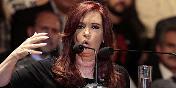 "Kirchner: ""Vi al pelado ese [De Guindos] y se me atragantó la tostada"""