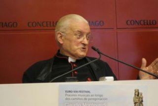 """El deán de Santiago ve un """"milagro"""" detrás de la recuperación del Códice Calixtino"""