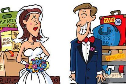 Y seguiréis infelizmente casados hasta que el fin de la crisis os separe
