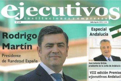 La Universidad Loyola Andalucía recibe el galardón a la Excelencia de la revista Ejecutivos