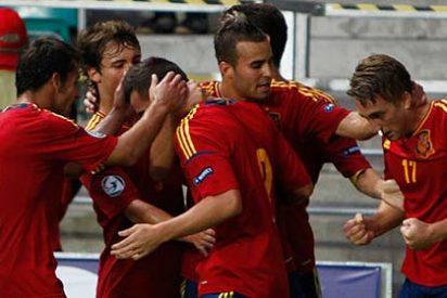 España se corona por sexta vez campeona de Europa en fútbol Sub-19