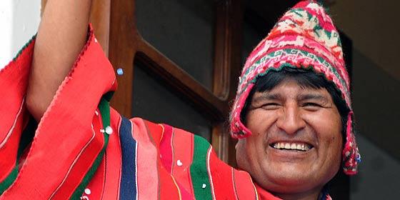 "Evo Morales: ""El 21 de diciembre de 2012 llegará el fin del capitalismo"""