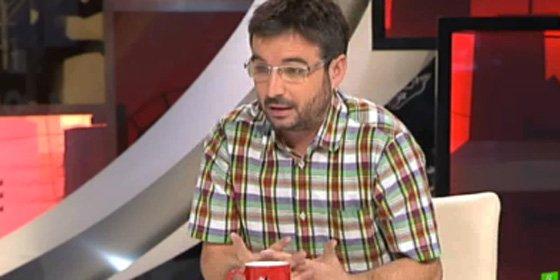 """Jordi Évole: """"Los telediarios con Aznar y con Felipe González eran imposibles de ver por tendenciosos y partidistas"""""""