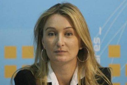 """Andrea Fabra califica su """"que se jodan"""" de 'impropio' pero no dimitirá"""