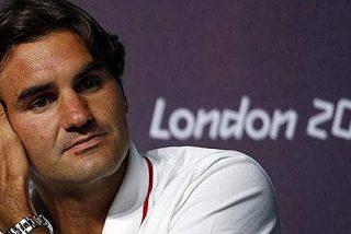 """Federer: """"Fue una sorpresa la ausencia de Nadal, un golpe para los Juegos"""""""