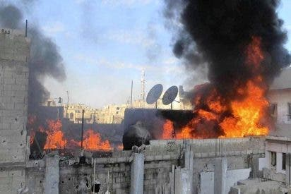 """Nuncio en Siria: """"Pidamos en nombre de Dios que se detenga la violencia y la represión"""""""