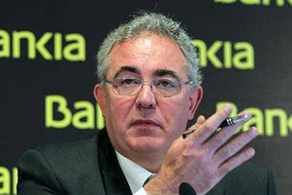 Dimite el consejero delegado de Bankia tras ser imputado
