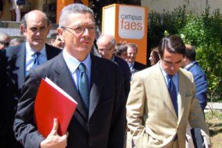 """Gallardón se desmelena y promete una justicia """"muy liberal"""""""