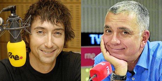 Echenique hace 'limpia' en RNE: Lucas y Toni Garrido, a la calle