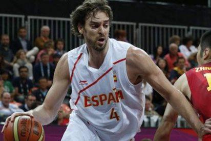 España salva contra China el partido tonto del debut (97-81)
