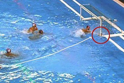 Un tremendo error arbitral quita a España la victoria sobre Croacia