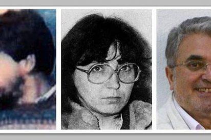 Las caras de los tres GRAPO que secuestraron y dejaron morir a Publio Cordón
