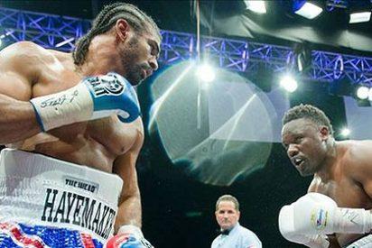 Haye gana a Chisora la 'pelea prohibida' por el CMB y reta a Klitschko