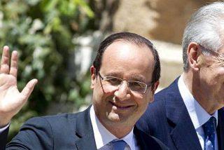 """Monti y Hollande: """"No hay un minuto que perder para salvar el euro"""""""