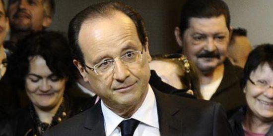 """El loado progresista Hollande anuncia """"recortes sin precedentes"""" en Francia"""