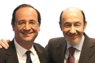 Poco dura la alegría en la casa del 'progre'... ¡François Hollande!
